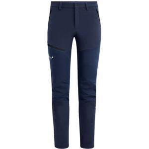 Pánské kalhoty Salewa Puez Orval 2 Dst M Pnt Velikost: L / Barva: tmavě modrá