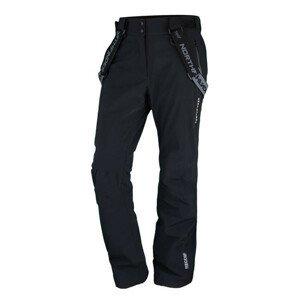 Dámské kalhoty Northfinder Kreadysha Velikost: L / Barva: černá