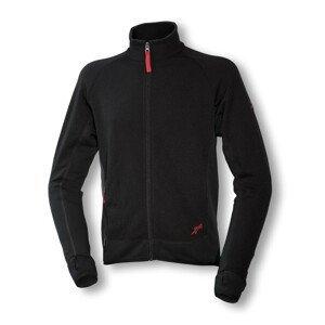 Pánská bunda Warmpeace Trevor Velikost: XXL / Barva: černá