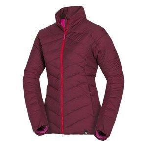 Dámská bunda Northfinder Vensyrea Velikost: M / Barva: červená