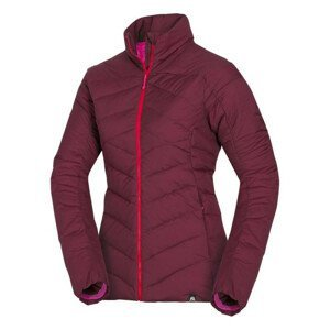 Dámská bunda Northfinder Vensyrea Velikost: L / Barva: červená