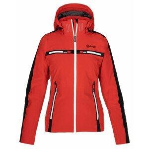 Dámská bunda Kilpi Hattori-W Velikost: XL / Barva: červená