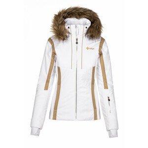 Dámská bunda Kilpi Mirsel-W Velikost: L / Barva: bílá