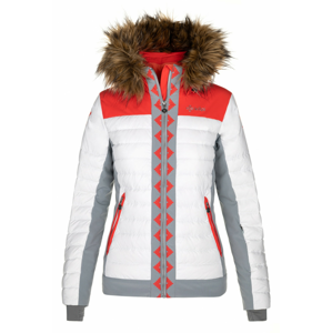 Dámská bunda Kilpi Taurel-W Velikost: XL / Barva: bílá