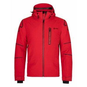 Pánská bunda Kilpi Turnau-M Velikost: L / Barva: červená