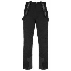 Pánské kalhoty Kilpi Reddy-M Velikost: S / Délka kalhot: regular / Barva: černá