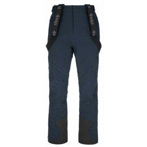 Pánské kalhoty Kilpi Reddy-M Velikost: L / Délka kalhot: regular / Barva: tmavě modrá