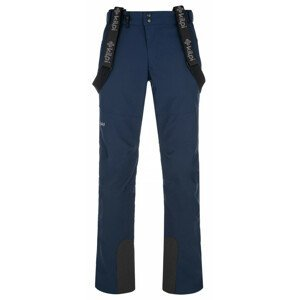 Pánské kalhoty Kilpi Rhea-M Velikost: XXL / Barva: tmavě modrá