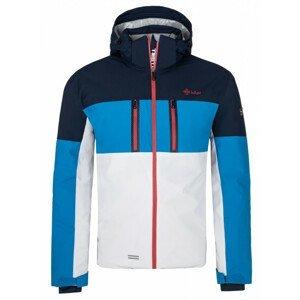 Pánská bunda Kilpi Sattl-M Velikost: XL / Barva: modrá