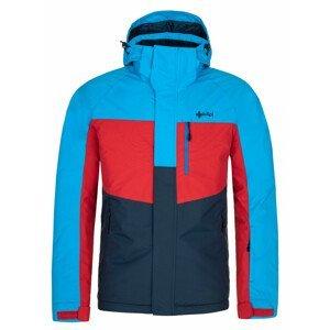 Pánská bunda Kilpi Ober-M Velikost: XXL / Barva: tmavě modrá