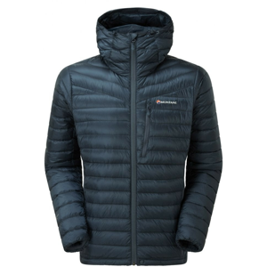 Pánská bunda Montane Featherlite Down Jacket Velikost: M / Barva: modrá