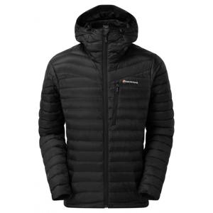 Pánská bunda Montane Featherlite Down Jacket Velikost: L / Barva: černá