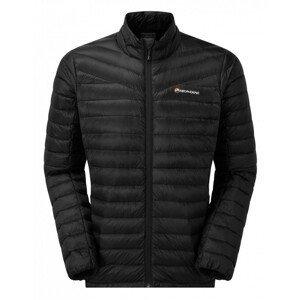 Pánská bunda Montane Featherlite Down Micro Jacket Velikost: M / Barva: černá