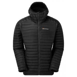 Pánská bunda Montane Flylite Down Jacket Velikost: M / Barva: černá