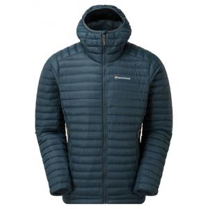Pánská bunda Montane Flylite Down Jacket Velikost: XXL / Barva: tmavě modrá