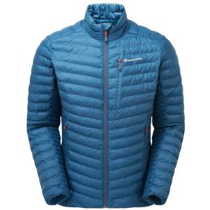 Pánská bunda Montane Icarus Micro Jacket Velikost: XL / Barva: modrá