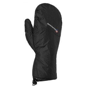 Pánské palčáky Montane Prism Dry Line Mitt Velikost rukavic: S / Barva: černá