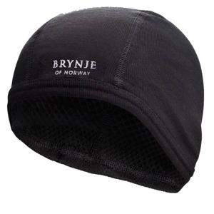 Brynje of Norway Čepice Brynje Super Thermo helmet Velikost: L-XL / Barva: černá