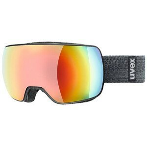 Lyžařské brýle Uvex Compact FM 2030 Barva obrouček: černá