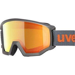 Lyžařské brýle Uvex Athletic FM 5130 Barva obrouček: šedá