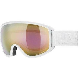 Lyžařské brýle Uvex Topic FM sph 1430 Barva obrouček: bílá