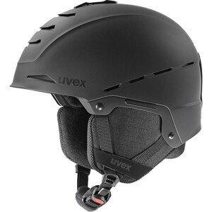 Lyžařská přilba Uvex Legend Velikost helmy: 55-59 cm / Barva: černá