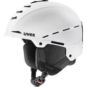 Lyžařská přilba Uvex Legend Velikost helmy: 52-55 cm / Barva: bílá