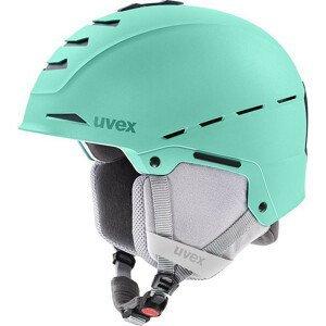 Lyžařská přilba Uvex Legend Velikost helmy: 52-55 cm / Barva: tyrkysová