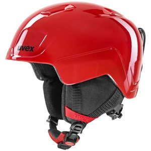 Dětská lyžařská přilba Uvex Heyya Velikost helmy: 46-50 cm / Barva: červená