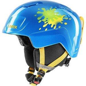 Dětská lyžařská přilba Uvex Heyya Velikost helmy: 51-55 cm / Barva: modrá