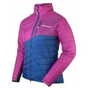Dámská bunda Sir Joseph Heron Lady Velikost: M / Barva: růžová/modrá