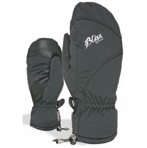 Dámské lyžařské palčáky Level Bliss Mummies Mitt Velikost rukavic: 7,5 / Barva: černá