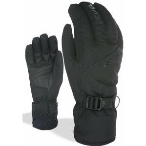 Pánské rukavice Level Trouper Gore-Tex Velikost rukavic: 8 / Barva: černá