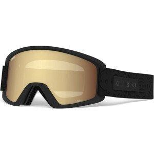 Lyžařské brýle Giro Dylan Black Flake (2skla) Barva obrouček: černá