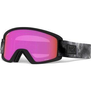 Lyžařské brýle Giro Dylan Black White Cosmos (2skla) Barva obrouček: černá/bílá