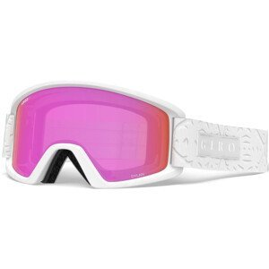 Lyžařské brýle Giro Dylan White Flake (2skla) Barva obrouček: bílá