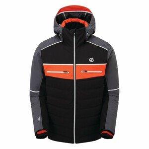 Pánská bunda Dare 2b Cipher Velikost: L / Barva: černá/oranžová