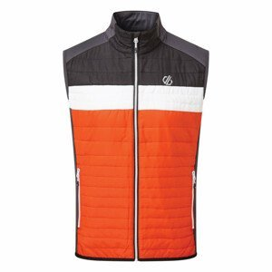 Pánská vesta Dare 2b Mountaineer Velikost: L / Barva: šedá/oranžová