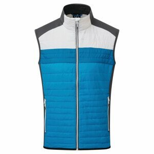 Pánská vesta Dare 2b Mountaineer Velikost: L / Barva: modrá/bíla