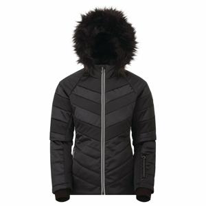 Dámská bunda Dare 2b Dazzling Velikost: XL / Barva: černá
