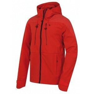 Pánská bunda Husky Sevan M Velikost: XXL / Barva: červená