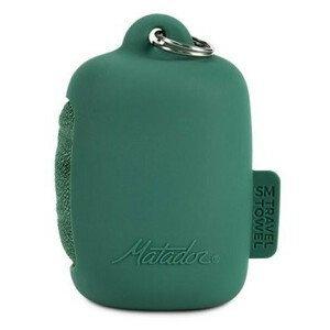 Rychleschnoucí ručník Matador NanoDry Small Barva: zelená