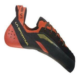 Lezečky La Sportiva Testarossa Velikost bot (EU): 40 / Barva: červená