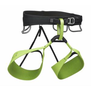 Úvazek Black Diamond Solution Harness - Honnold Edition Velikost: M / Barva: zelená