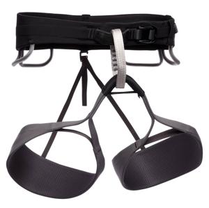 Úvazek Black Diamond Solution Harness Velikost: XL / Barva: šedá