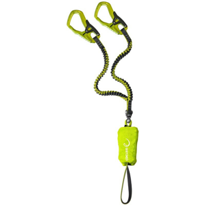 Tlumič pádů Edelrid Cable Comfort 5.0 Barva: zelená
