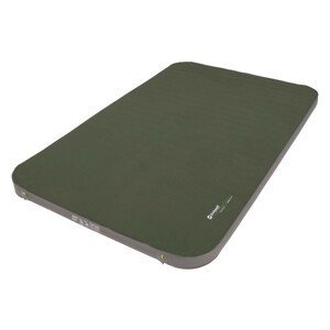 Karimatka Outwell Dreamhaven Double 5.5 cm Barva: zelená/šedá