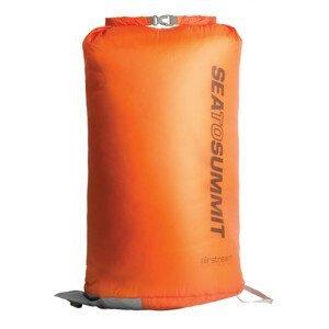 Nafukovací pytel Sea to Summit Air Stream Barva: oranžová