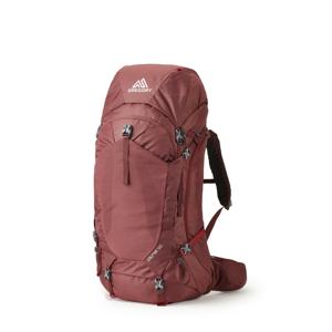 Dámský batoh Gregory Kalmia 50 RC Velikost zad batohu: XS/S / Barva: červená