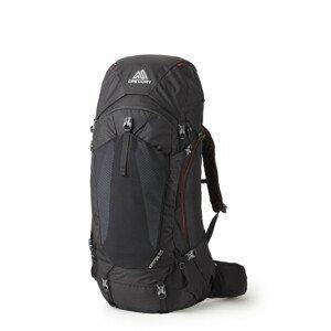 Pánský batoh Gregory Katmai 65 RC Velikost zad batohu: S/M / Barva: černá